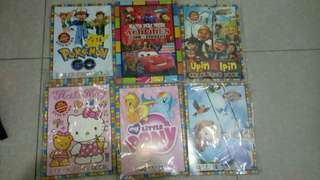 Stickers Books