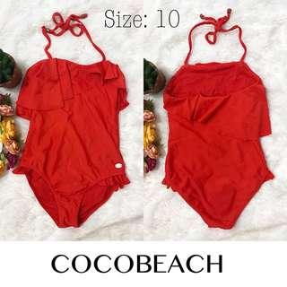Branded Cocobeach Kids Teens One Piece Swimsuit KA14