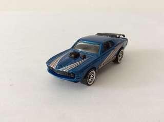 Hot Wheels Mustang Mach #list4avengers