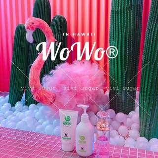 Wowo Shampoo & Mask