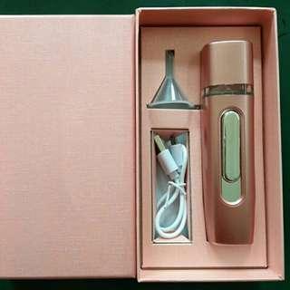 Humidifier Portable Desain Elegan - Rose Gold