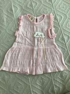 Baby Girl Dress made in Japan