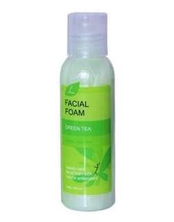 Facial wash greentea ekstrak