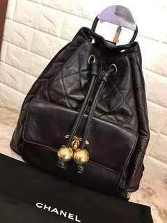 Chanel vintange backpack