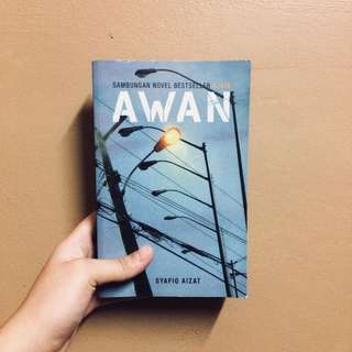 Novel Fixi Awan
