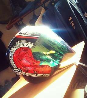 SHOEI HELMET 123