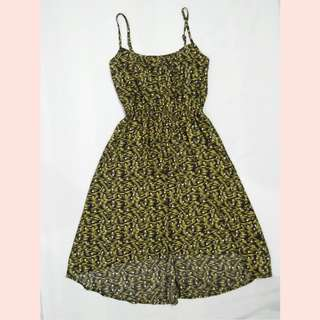 [Free SF in MM] Olive Sundress