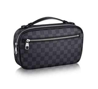 Louis Vuitton Men's Bag (Ambler)