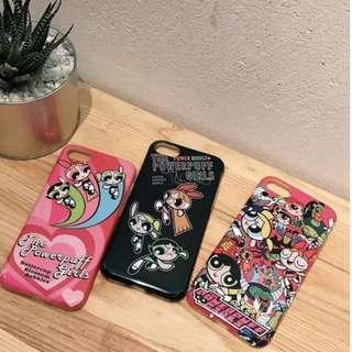 手機殼IPhone6/7/8/plus(沒有X) : 飛天少女豬全包邊軟殼