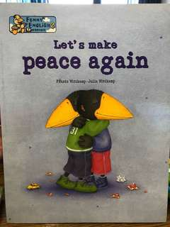 Bilingual (English and Korean) story book (free normal postage)