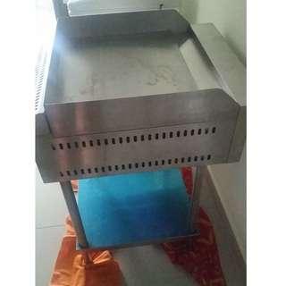Deep fryer&Gas griddle free standing&Electric steamer&Freezer