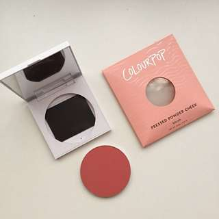 Colourpop RomCom Blush