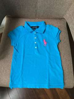 Ralph Lauren Girl's  Polo T