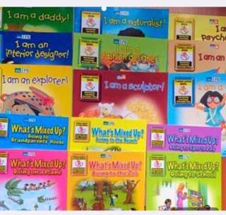 EPB children books - problem solving skills & thinking activities