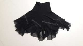 Skirt for party/ballroom dancing