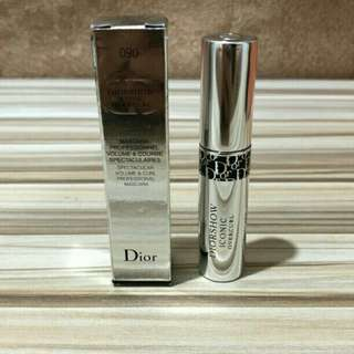 DIOR Diorshow Iconic Overcurl Mascara (090 Over Noir)