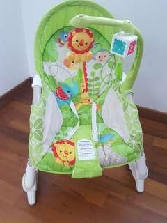 Fisher Price Rainforest Rocker/ chair