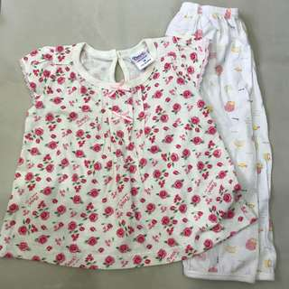 Baby Shirt and Pant (set)