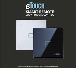 Broadlink - eTouch - Smart Switch - Smart Home Automation