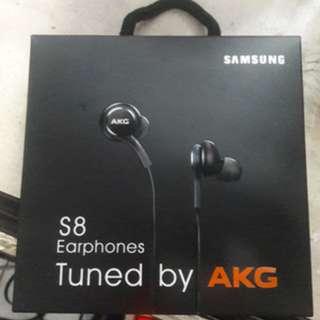 Samsung S8 AKG Original New ori vietnam headset