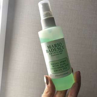 Mario Badescu Facial Spray with Aloe Vera