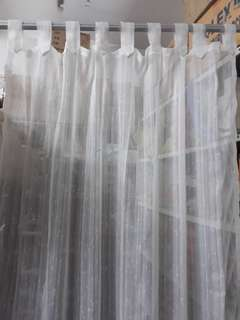 Window Curtain 4'x8'(1 pair)