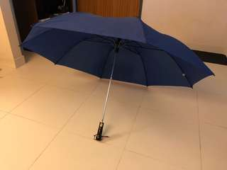 Great big umbrella for those afternoon rain storms