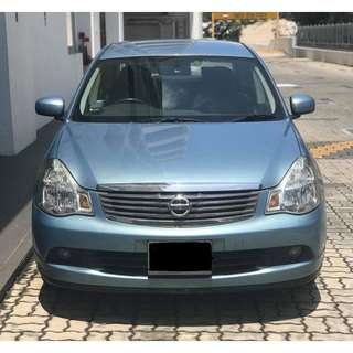Nissan Sylphy [GRAB ENABLED]