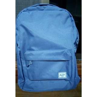 Herschel Classic Captain Blue Backpack