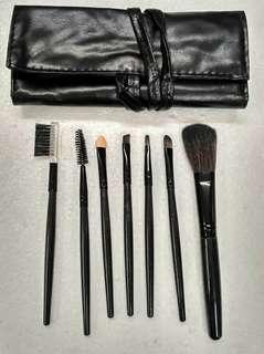 7pc brush set