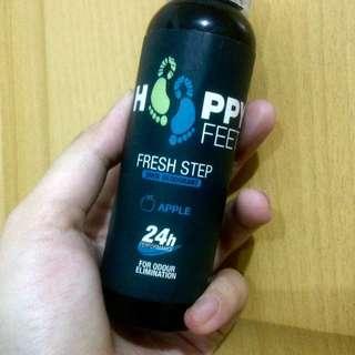 Happy Feet anti bacterial spray