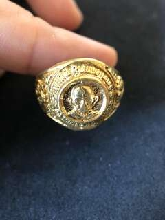 Thai amulet - Lp Rauy ring