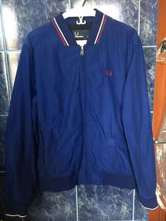 Fred Perry Twin Tipped Bomber Jcaket
