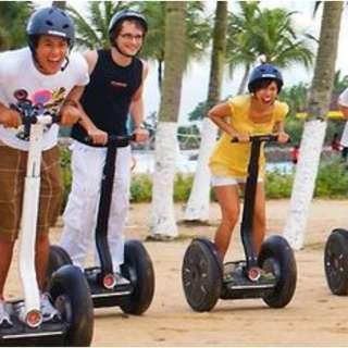 Gogreen Segway Fun Ride - 3 Rounds