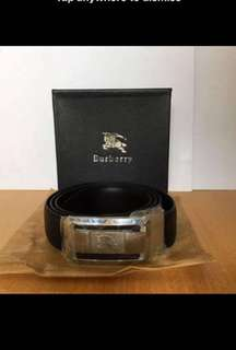 Burberry (belt)  we