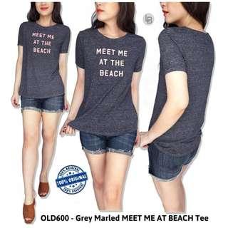 Old Navy Tshirt Meet Me At The Beach