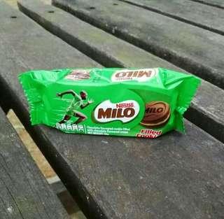 Milo sandwish cookies