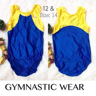 Imported Teens Swimwear Gymnastic Wear KA17