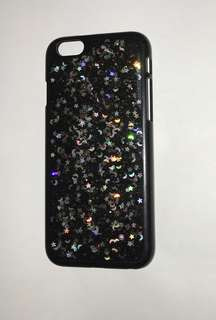 Pull and Bear Glitter Stars Casing for iPhone 6