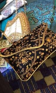 印度手工手袋