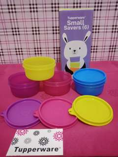 Small saver Tupperware