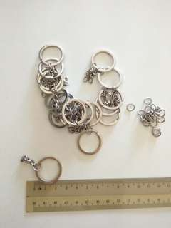 Keychain accessory craft diy