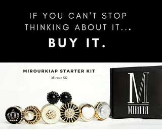 💘MIROURKIAP MAGNETBROOCH FREE DELIVERY FOR APRIL💘