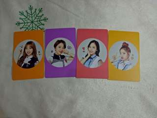 Twice Photocards