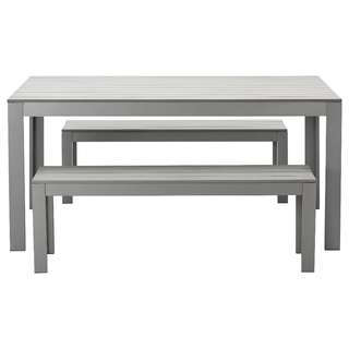 IKEA FALSTER Table, bench x 2 paid $5500