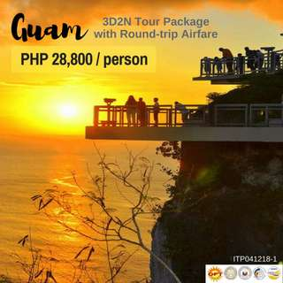 Guam 3D2N Tour Package
