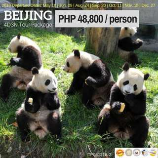 4D3N Beijing Tour Package