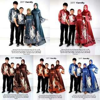 Muslimah Family Set