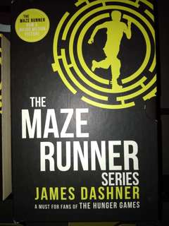 The Maze Runner Series (Set)