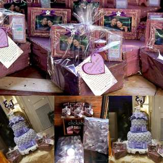 Wedding Gift Box Souvenir and Giveaways